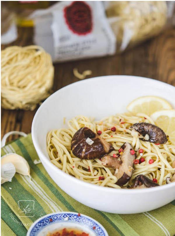 Shiitake mushrooms – grzyby shiitake