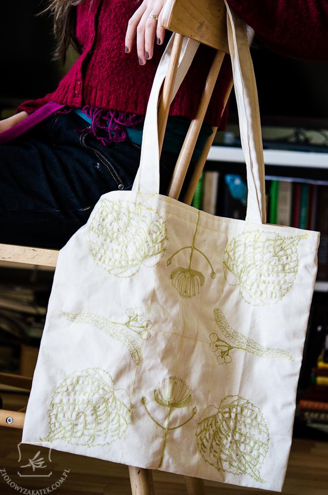 Rozwiązanie mikołajkowego konkursu – torby na zakupy:-)