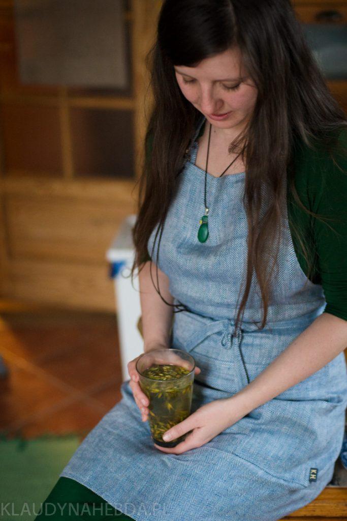 Herbatka z zielonego owsa – najlepsza na wzmocnienie nerwów!