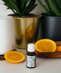 Olejek pomarańczowy x10 do dyfuzora