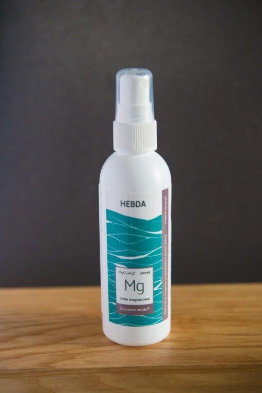 Oliwa magnezowa HEBDA (transdermalna)