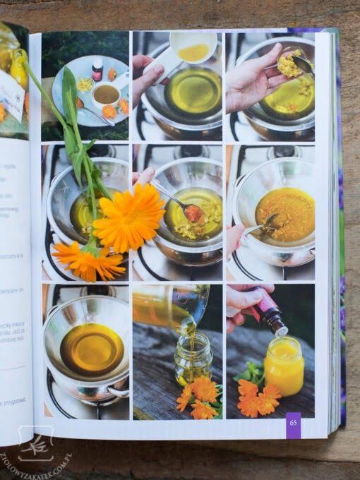 Moja książka: Ziołowy Zakątek. Kosmetyki, które zrobisz w domu.