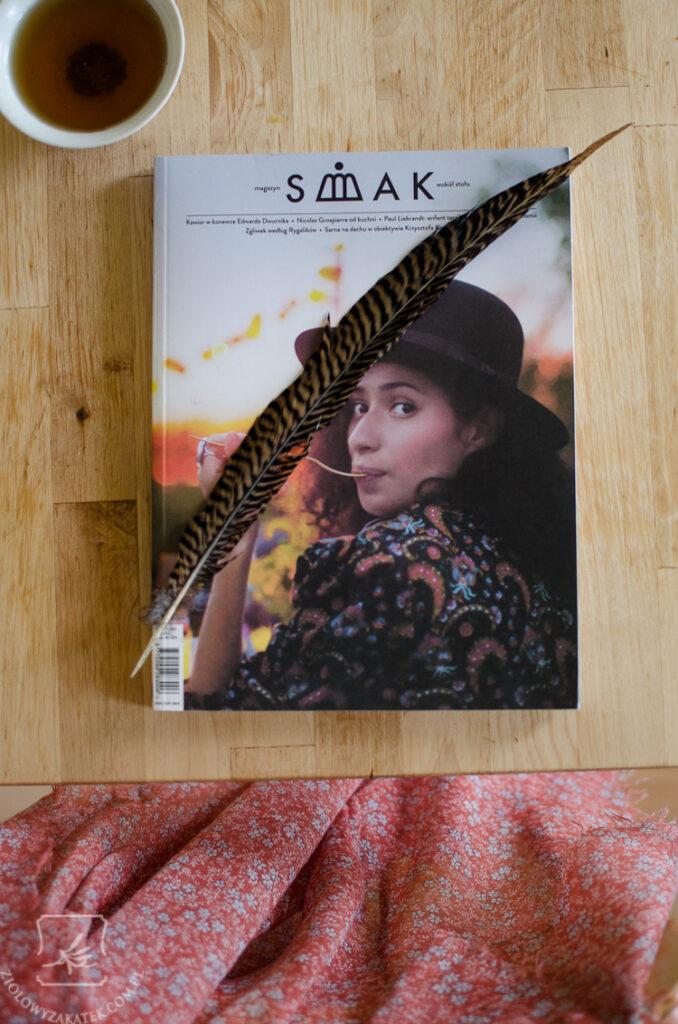 Magazy Smak – recenzja,  czyli czy miłość czeka za rogiem?