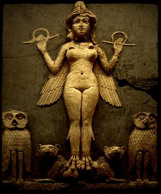bogini Ishtar