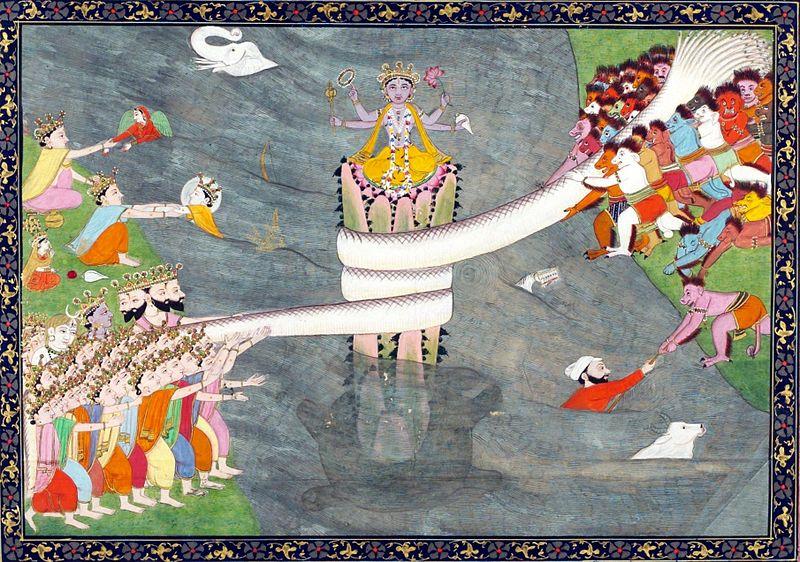 800px-Kurma,_the_tortoise_incarnation_of_Vishnu
