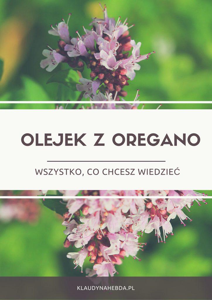 Olejek z oregano – wszystko co musisz wiedzieć.