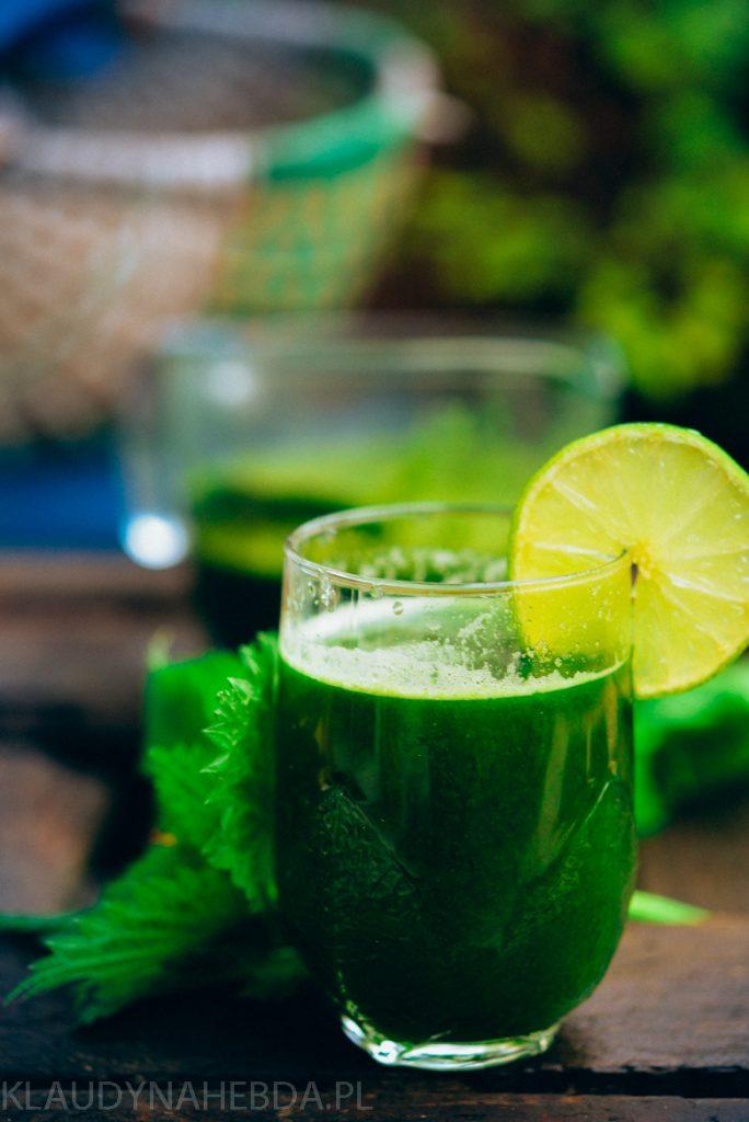 Ziołowy detox z pokrzywy – pij codziennie rano