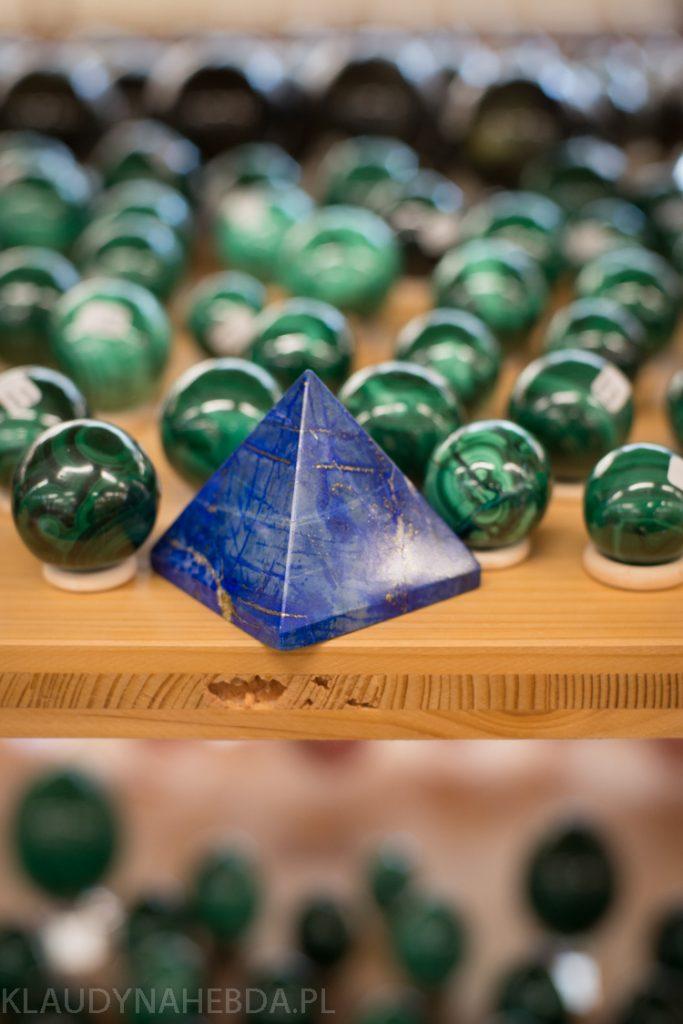Skarby Ziemi – największy w Europie sklep z minerałami.