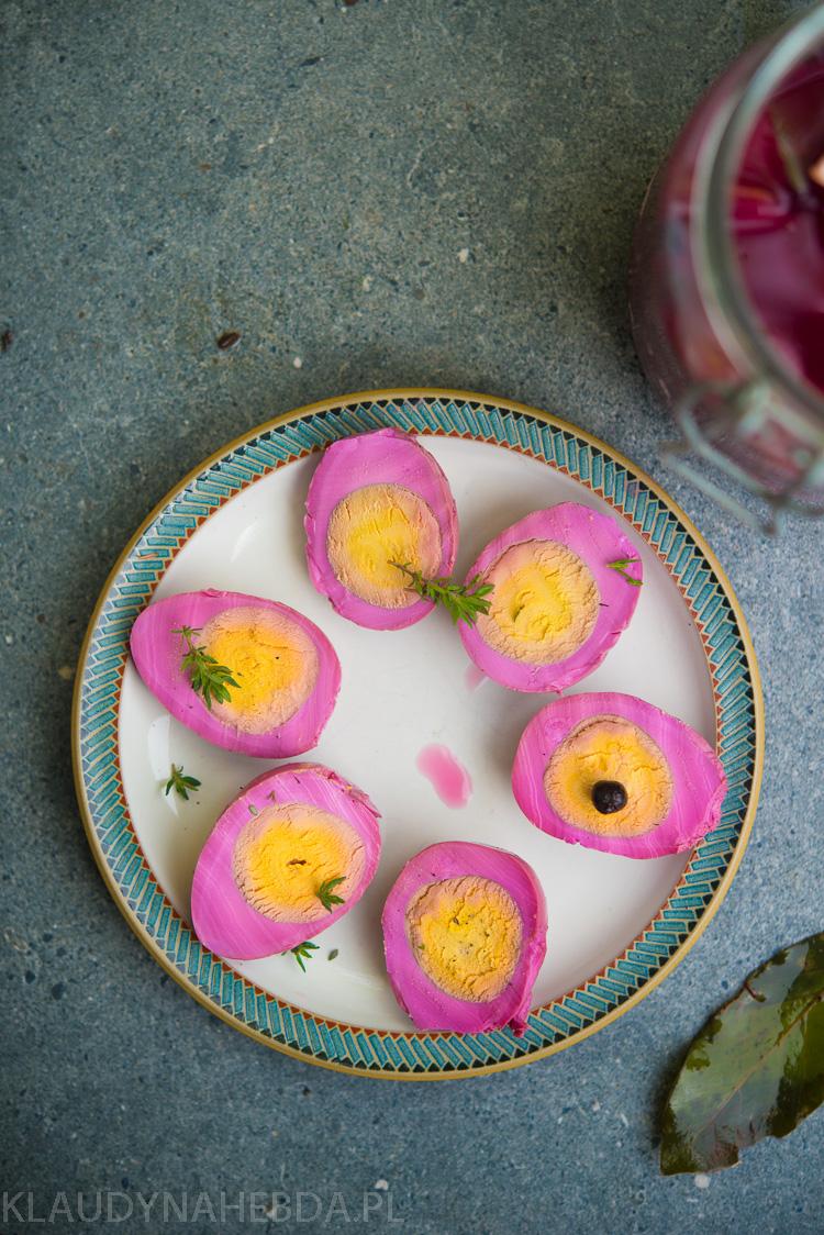 gotowe jajka kiszone